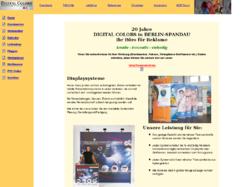 Digital Colors Berlin  Douglas & Douglas GbR  - Agentur für Reklame