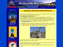 Ankunft-Berlin - Ihre Reiseagentur und Incoming Office