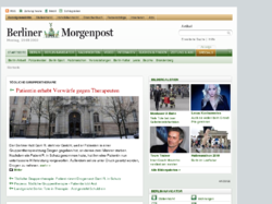 Berliner Morgenpost: Stellen-Service