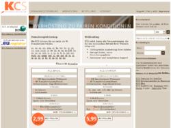 KCS Webhosting