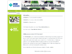 Verkehrsclub Deutschland, Landesverband Nordost e.V.Berlin