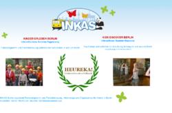 INKAS-Berlin Veranstalter von Kindergeburtstagen und Ferienprogrammen