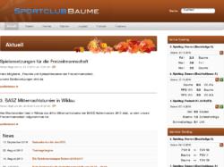 Sportclub Baume e.V.