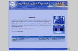 Rudern beim Spree-Ruder-Club Köpenick e.V.