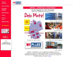 MyPlace - SelfStorage  GmbH