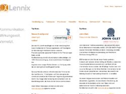 Lennix Werbeagentur GmbH & Co. KG