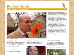 Reinhold Steinle