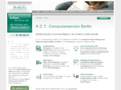 A.C.T. Computer Service Berlin Köpenick