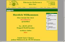 Billardcenter Weißensee