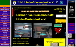Poolbillard, Sportverein