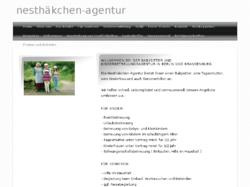 Nesthäkchen-Agentur Vermittlungsagentur