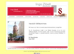 Steuerberater Ingo Zibell