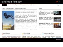 cinemadirekt.com - Film- und Fernsehproduktion