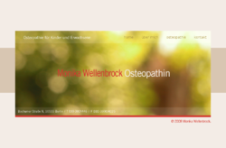 Osteopathie / Physiotherapie Monika Wellenbrock
