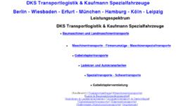 DKS Spezialtransporte