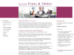 Sozietät Franz & Näther