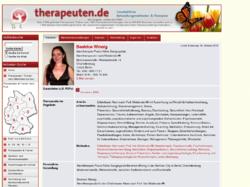 Atemtherapiepraxis Nähe Savignyplatz Beatrice Winnig